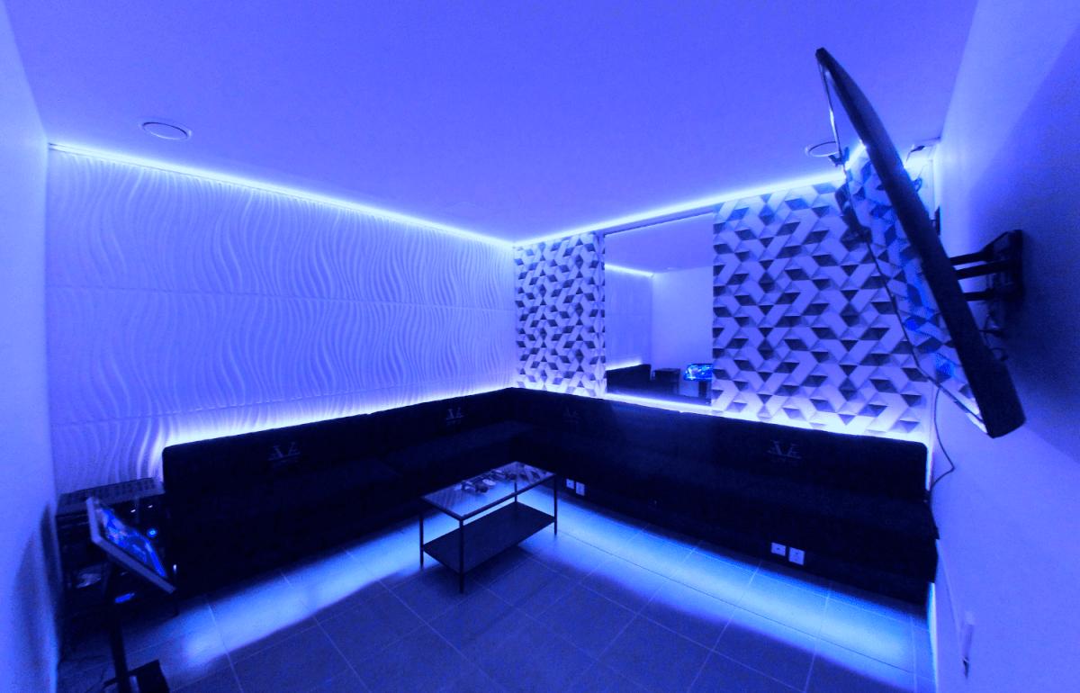 Privát karaoke szobák